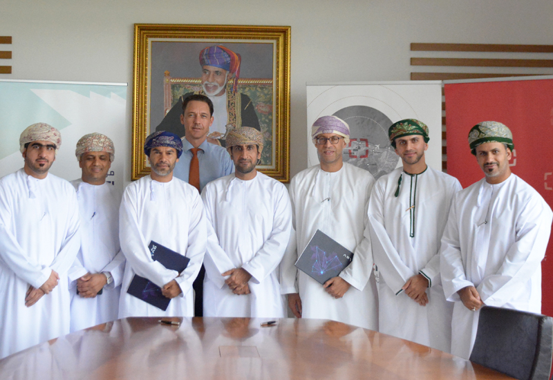 Khazaen Economic City will be home to Oman's first dry port.
