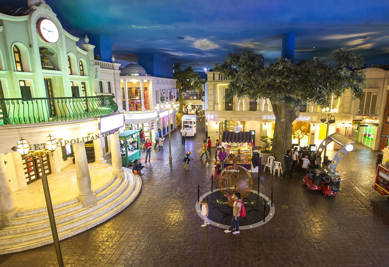 KidZania's first location in Abu Dhabi will open in 2018.