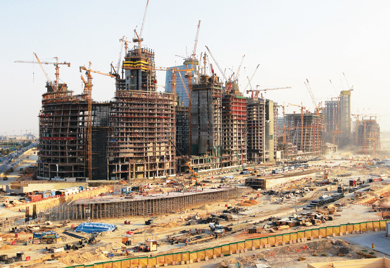 El Seif is seeking a tower crane operator in Saudi Arabia [representational image].