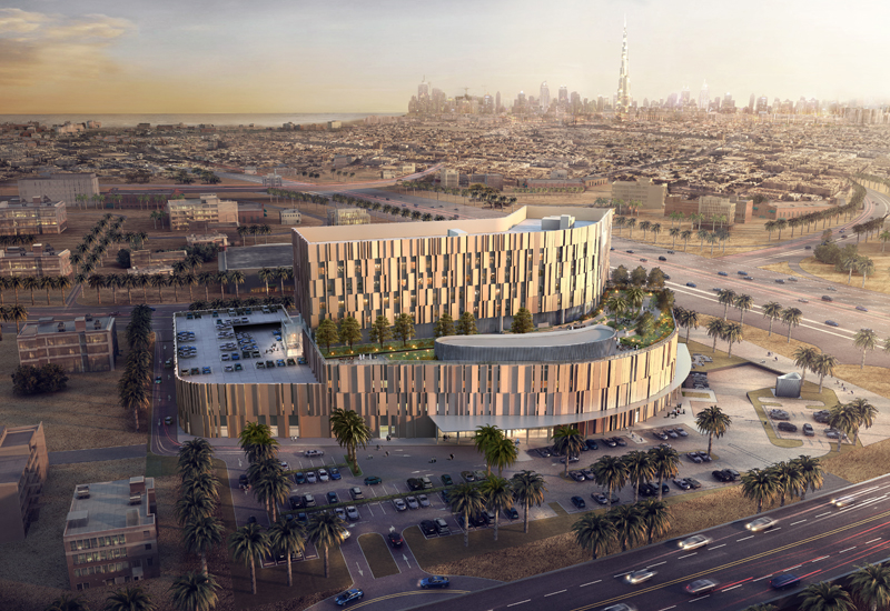 King's College Hospital, London, Dubai will open in 2018.