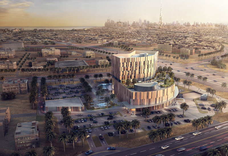 Kings College Hospital, Dubai.