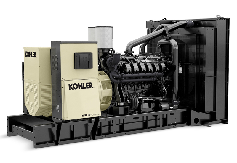 Kohler Power has unveiled an updated range of KD Series gensets. [Image: PRNewsWire]