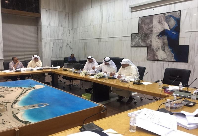Kuwait's Municipal Council agreed upon a backup site for Olefins III and Aromatics II [image: KUNA].