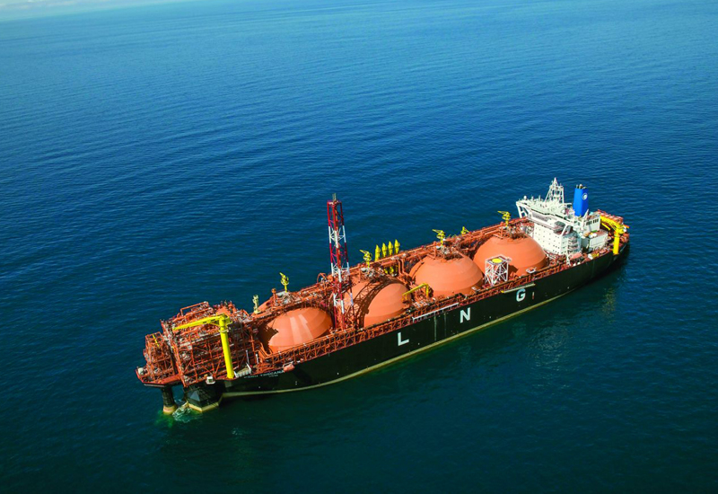 RasGas has delivered its first LNGcargo to Italy's Floating Storage Regasification Unit (FSRU) in Toscana.