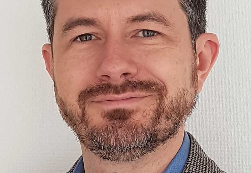 Laurent Sarignac, excavation product marketing specialist for MEA, Caterpillar.