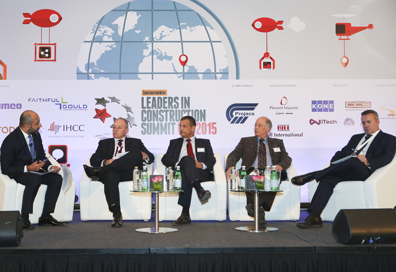 The seventh edition of <i>Construction Week</i>: Leaders in Construction UAE Summit 2016 will take place on Tuesday, 20 September at Conrad Dubai.