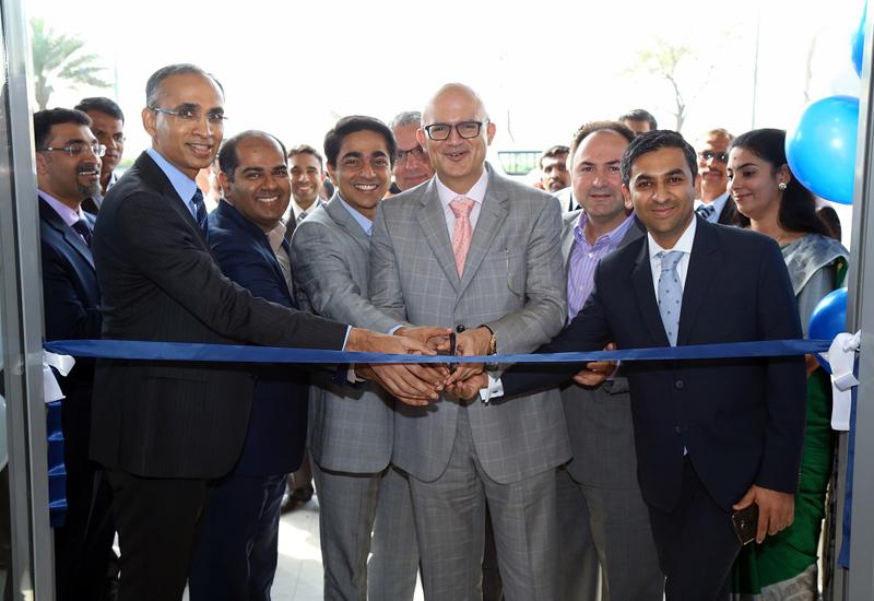 Leminar's second Abu Dhabi Showroom inauguration.
