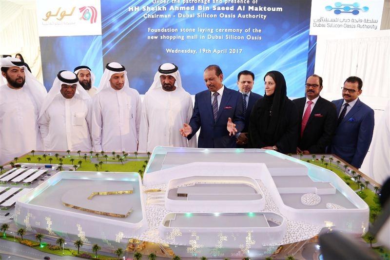 Lulu Group will develop a $272.2bn mall in Dubai Silicon Oasis. [Image: Dubai Media Office]