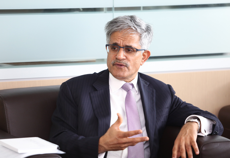 Mumtalakats Mahmood Alkooheji (above) expects Albas Line 6 expansion to result in 500 direct, permanent jobs.
