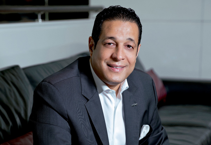 Mohamed Awadalla (above) says demand for serviced apartments is growing in the UAE.