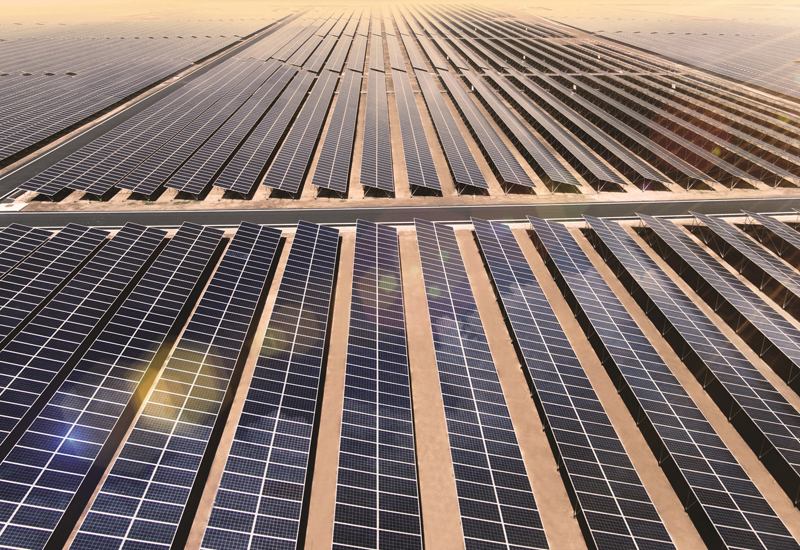 Phase 2 of Dubai's Mohammed bin Rashid Solar Park will involve the installation of more than 2.3 million solar panels, and will deliver enough energy to power 30,000 homes.