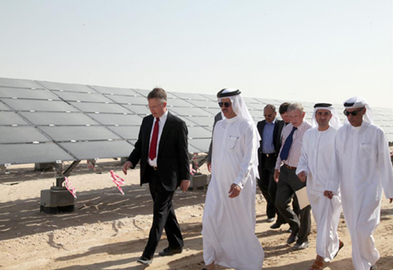 The total capacity of the entire project is planned to reach 3,000 MW.