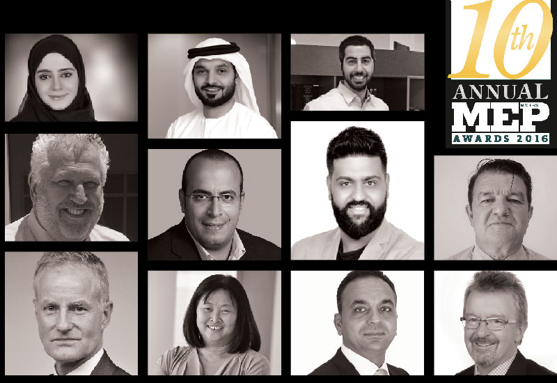 ANALYSIS, MEP, Ashrae, Bam international, Chartered Institute of Building, CSCEC ME, Dubai, MACE MACRO, MEP AWARDS 2016, Mott macdonald, Uae
