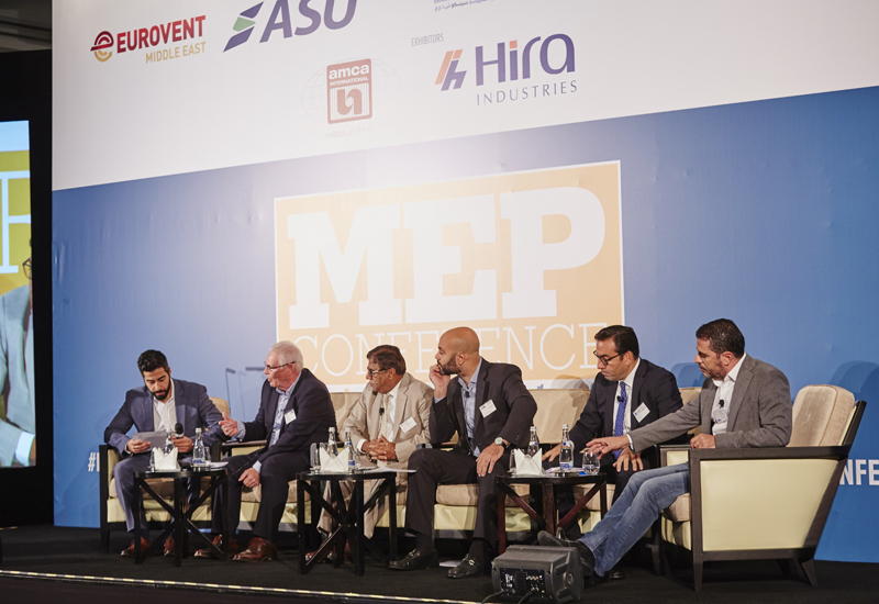 Panellists at the MEP UAE Conference 2018 talked about growth and challenges in the MEP sector.