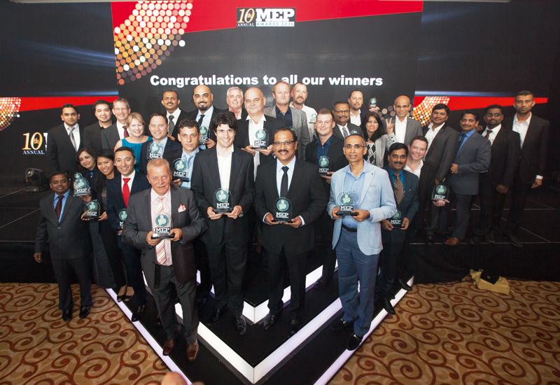 MEP Middle East Awards 2017 takes place at the Rixos Premium, JBR, in Dubai, on November 8.