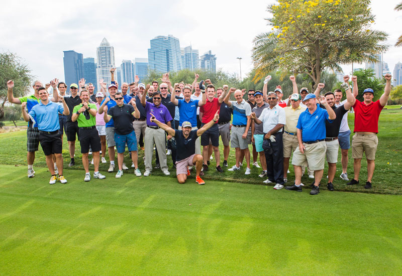 In pictures: CW & MEP Middle East Golf Day event