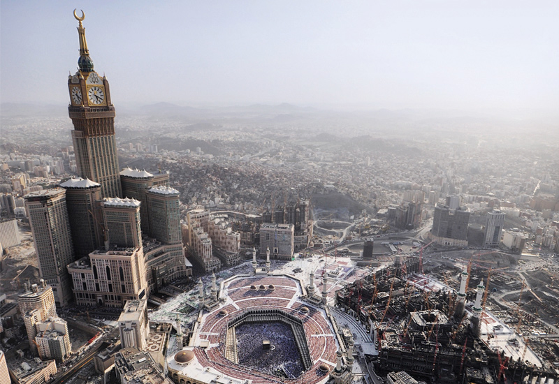 Public sector projects have dried up in Saudi Arabia. [Representational image]