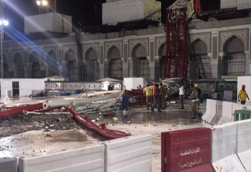 The incident caused the death of 107 people and the injury to 238 others. (Image Source: BBC)