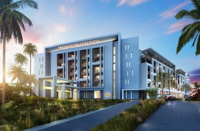 The Mandarin Oriental Muscat hotel will be UAE developer Eagle Hills' first property in Oman [image: Arabian Business].
