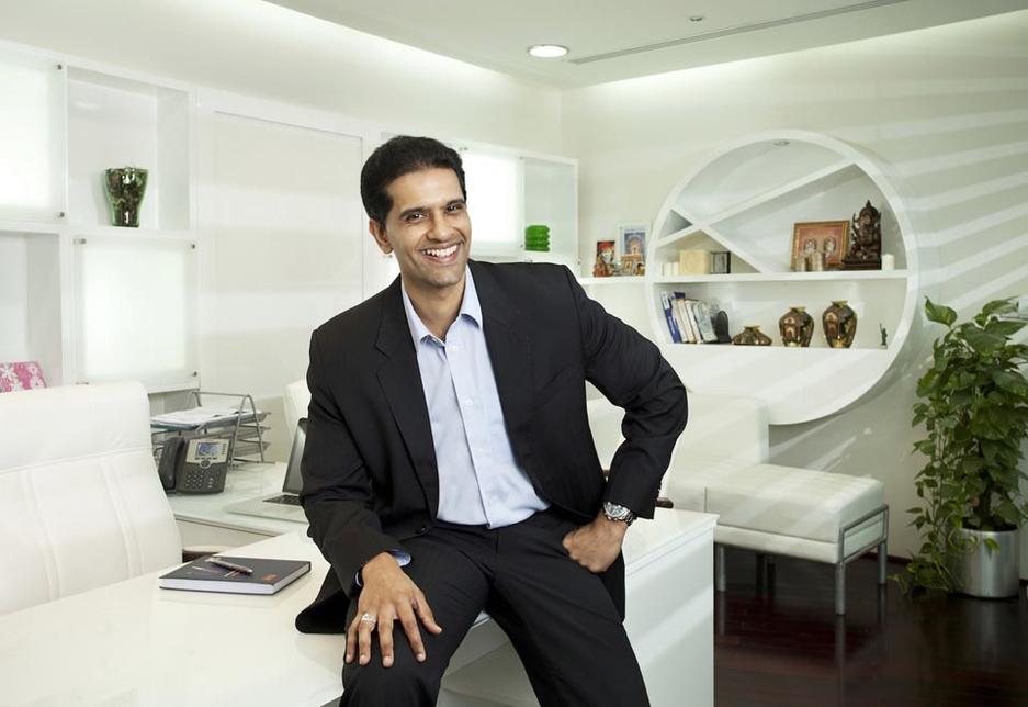 Rajeev Daswani, MD of Marami Metal Plating.