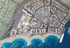 Marassi Al Bahrain is located within the Diyar Al Muharraq master-planned community.