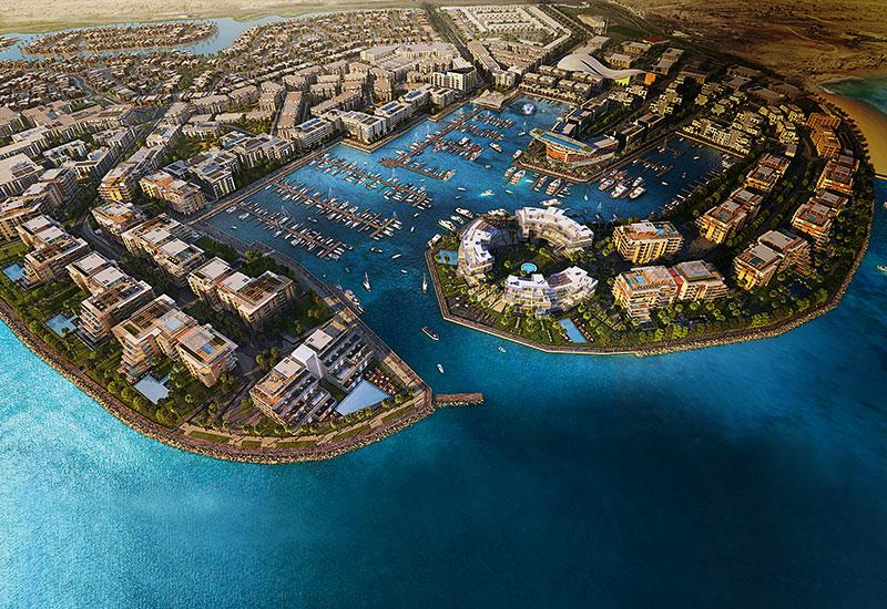 Majid Al Futtaim's Oman portfolio includes the Al Mouj, Muscat waterfront project.