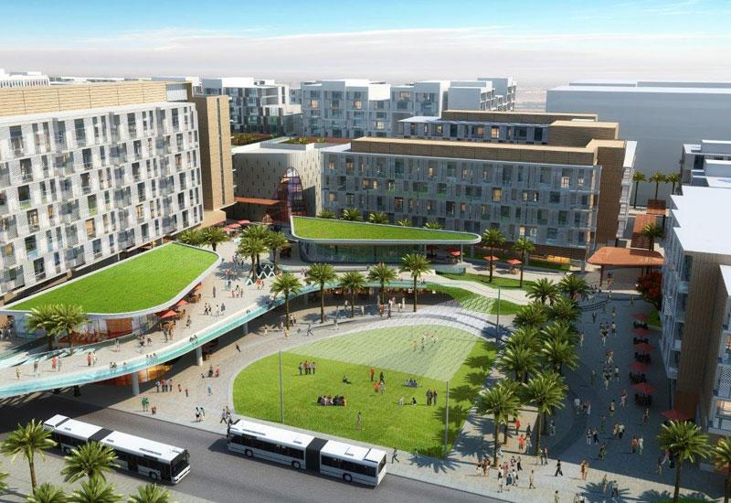 Masdar Institute Neighbourhood will be developed in 30 months.