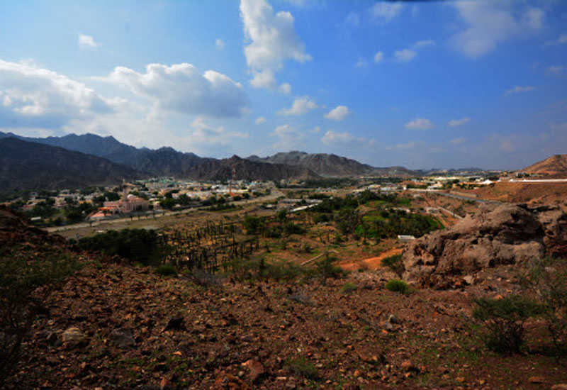 The resort will be developed in Masfout [image: ajmantourism.ae].