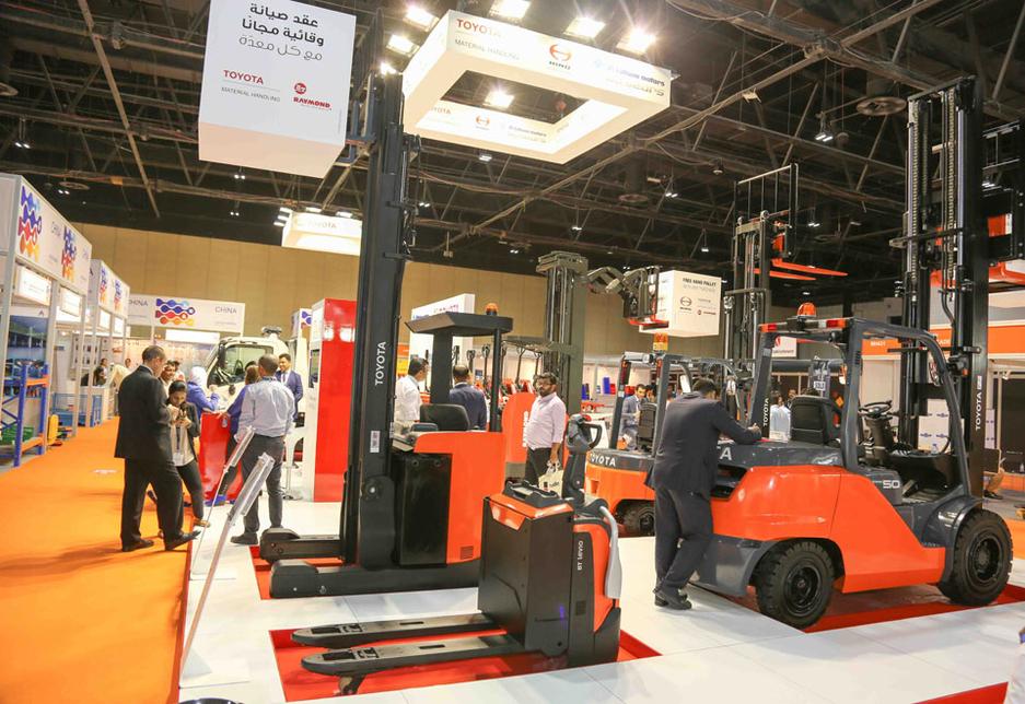 NEWS, PMV, Dubai, Equipment, Intralogistics, Logistics, Materials handling, Materials handling equipment, Uae, Warehousing