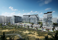 Mayan consists of five buildings with a gross development value of $266.8m and 512 units.