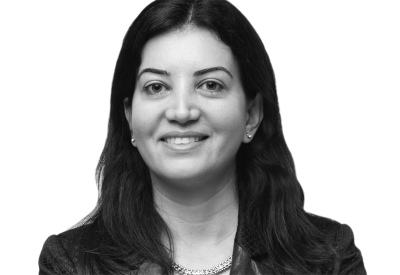 Maysa Sabah is MD of the GCC region for the Affordable Housing Institute (AHI).
