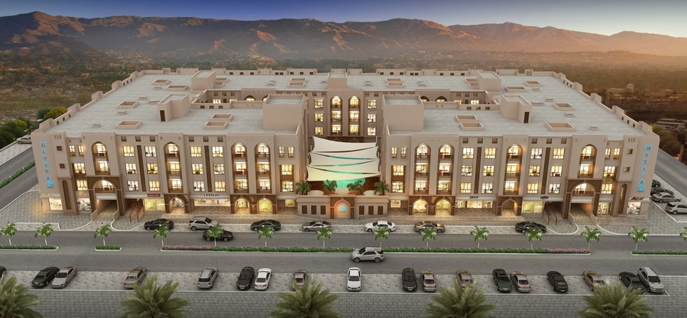 Mazaya Residence in Oman is due for handover this quarter.