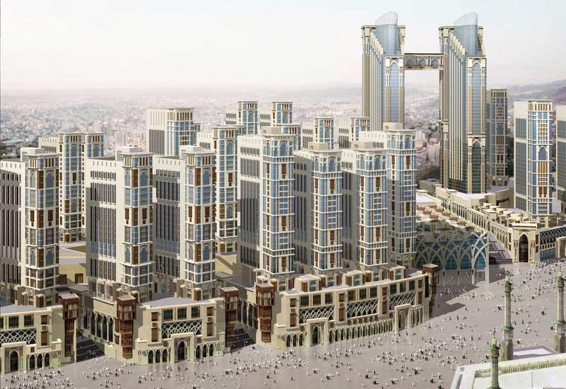 Jabal Omar, located in Makkah, is JODC's flagship project.