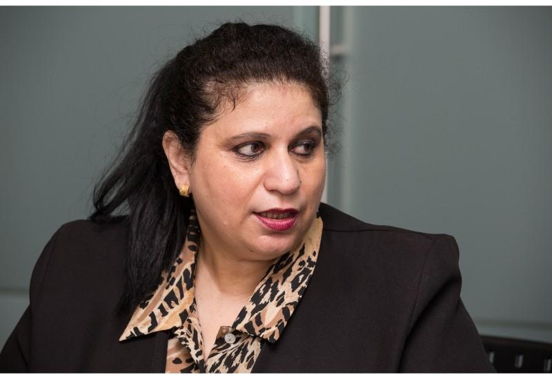 Medha Sukthankar, general manager, Al Shirawi Electrical and Mechanical Engineering Company.