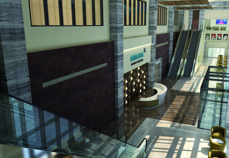 Rendering of Mediclinic Parkview Hospital.