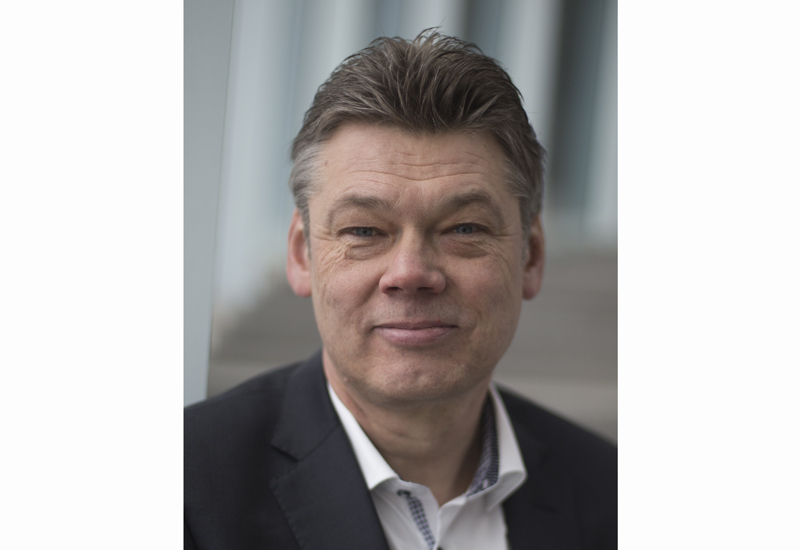 Menno de Jonge (above) has been appointed to the position of director for digital construction at Royal BAM Group.