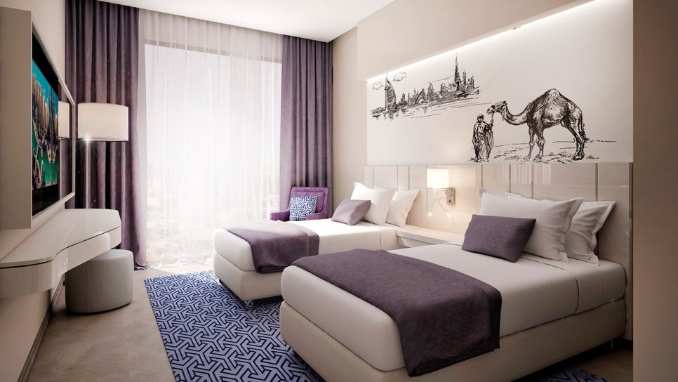 The refurbishment of the Mercure hotel will be completed in two phases.