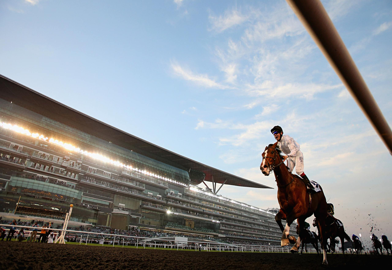 The Meydan Racecourse will hold the Dubai World Cup this weekend. [Representational image]