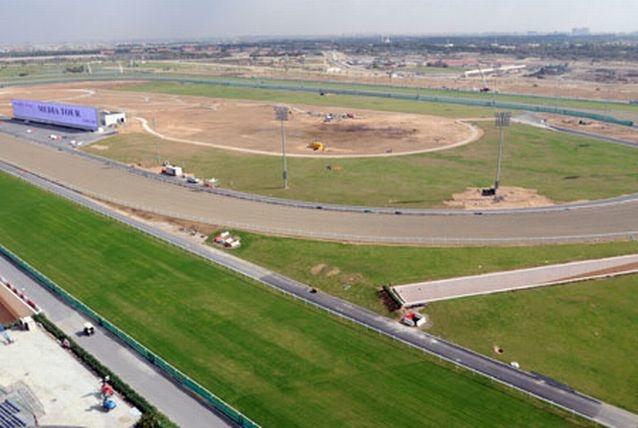 Meydan's portfolio includes the Meydan Racecourse in Dubai. [Image: Arabian Business]