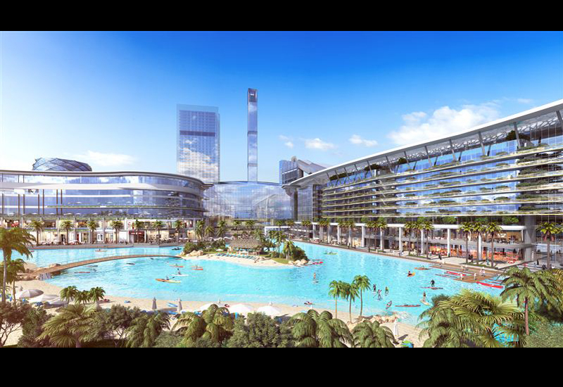 Salini Impregilo has been awarded the $435m main contract for Meydan One Mall.