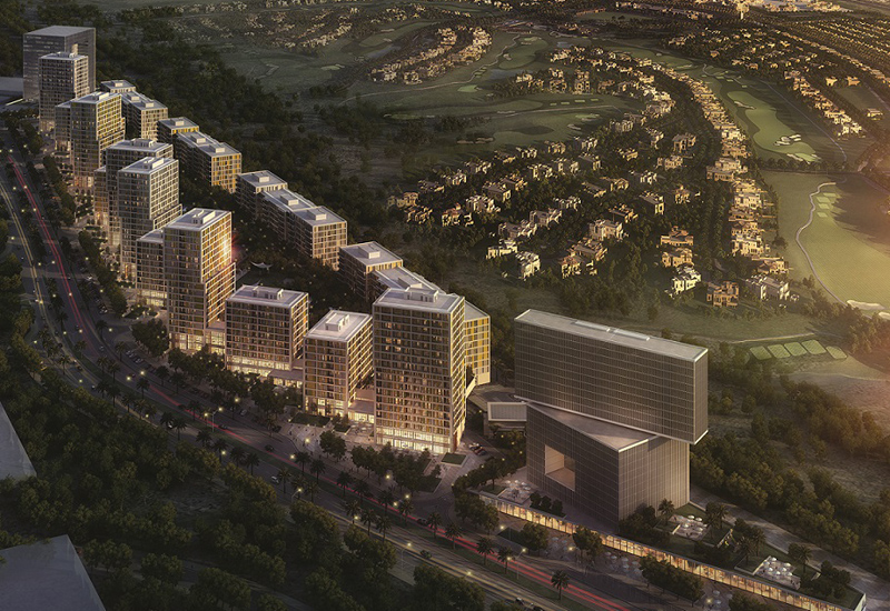 The contract includes includes the construction of 1,238 units.