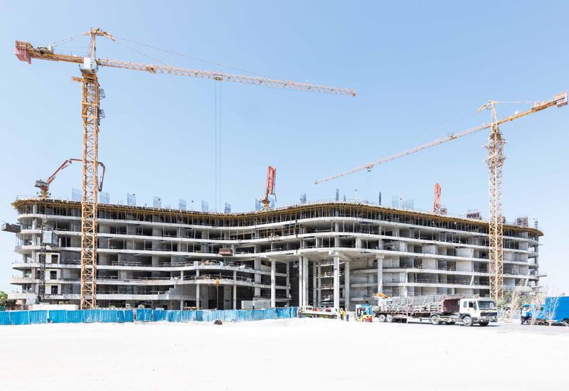 Development cost of Mina by Azizi is $212m.