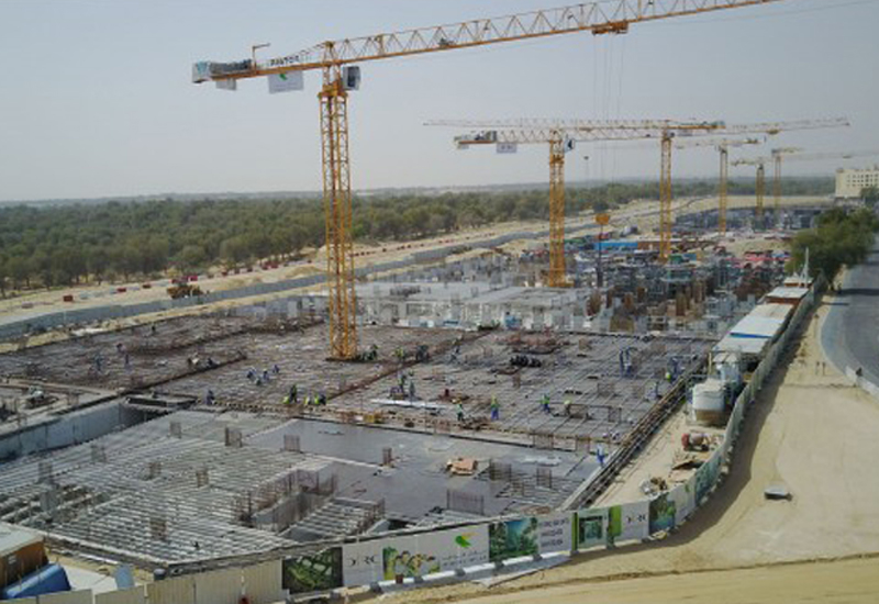 Enabling works for Phase 1 of Dubai's $817m Mirdif Hills community are now complete [image: <i>WAM</i>.