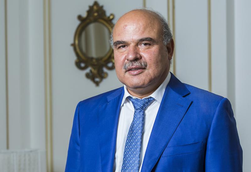 Mirwais Azizi, chairman of Azizi Group.