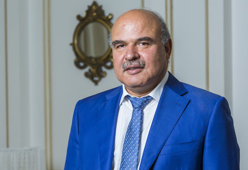 Mirwais Azizi spoke exclusively to Construction Week about his 570m skyscraper.