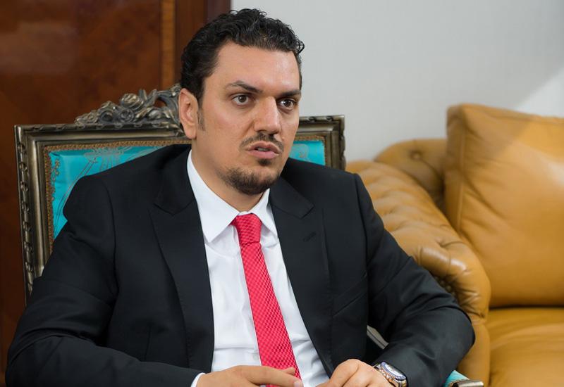 CEO Moataz Al Khayyat, UrbaCon Trading & Contracting.