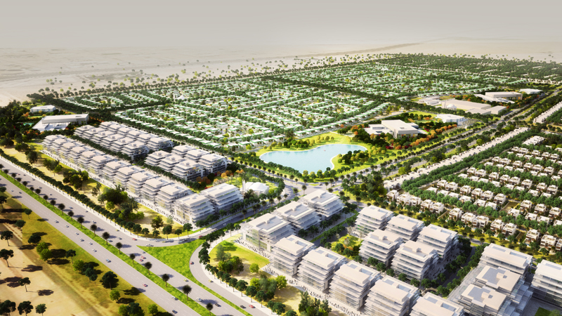 Meydan Avenue and MBR District 11.