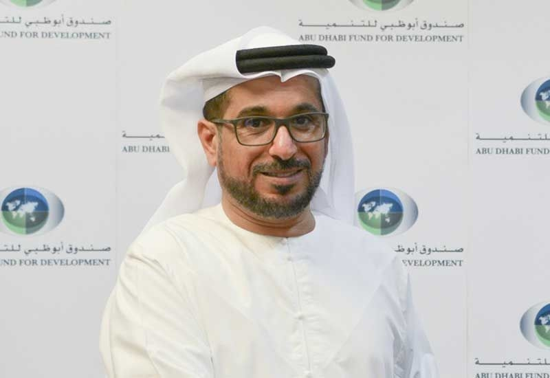 Mohammed Saif Al Suwaidi, director general of ADFD.