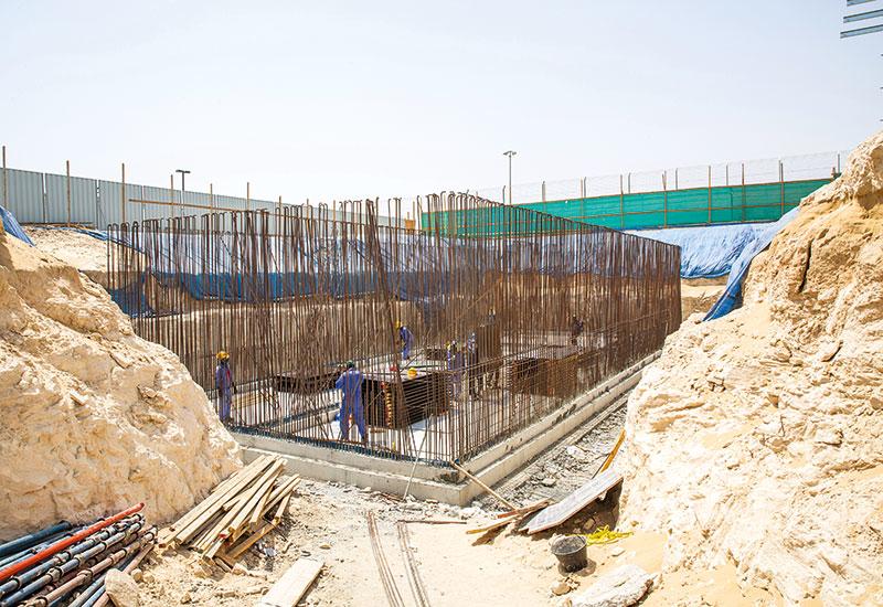 Site Visits, Dubai autodrome, Dubai motorsports, Dubai projects, Motorsport business park, Union properties