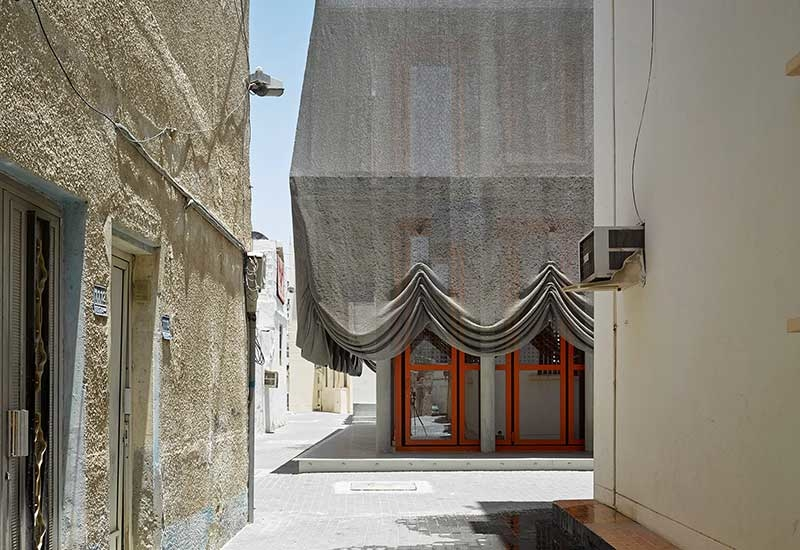 SPECIAL REPORTS, Sectors, Bahrain, Bahrain Ministry of Culture, Bahrain projects, Muharraq district, Office, Old buildings
